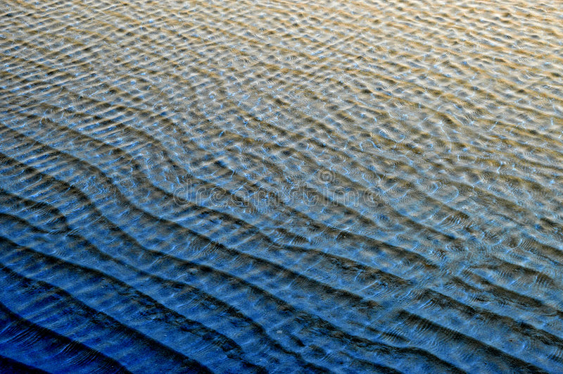 Download Blue ripples stock image. Image of sand, water, shore - 9210817