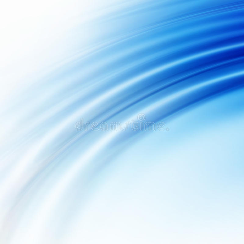 Free Blue Ripples Background Royalty Free Stock Image - 13603446