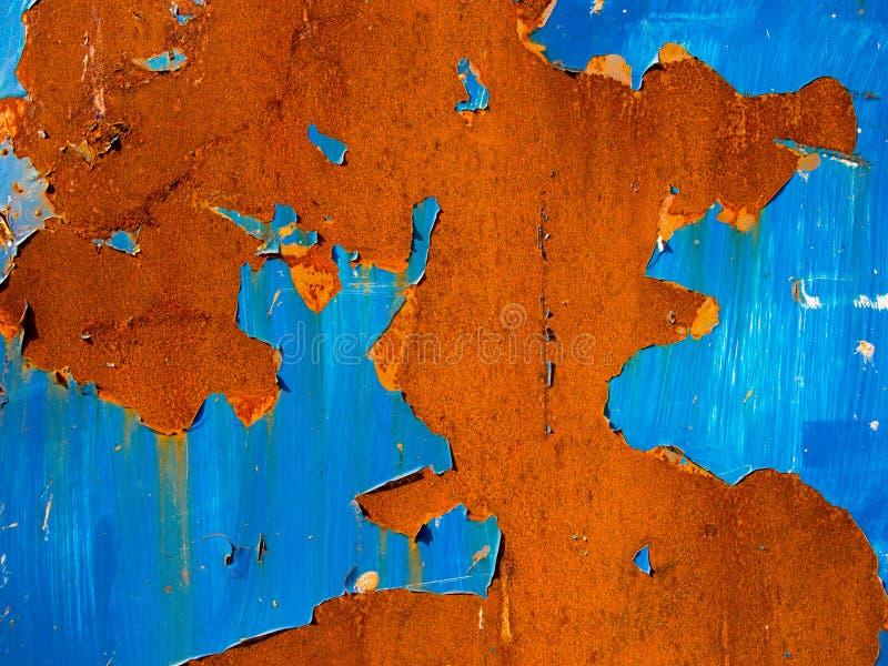 Download Blue Rust Texture stock photo. Image of dark, graphics - 41337684