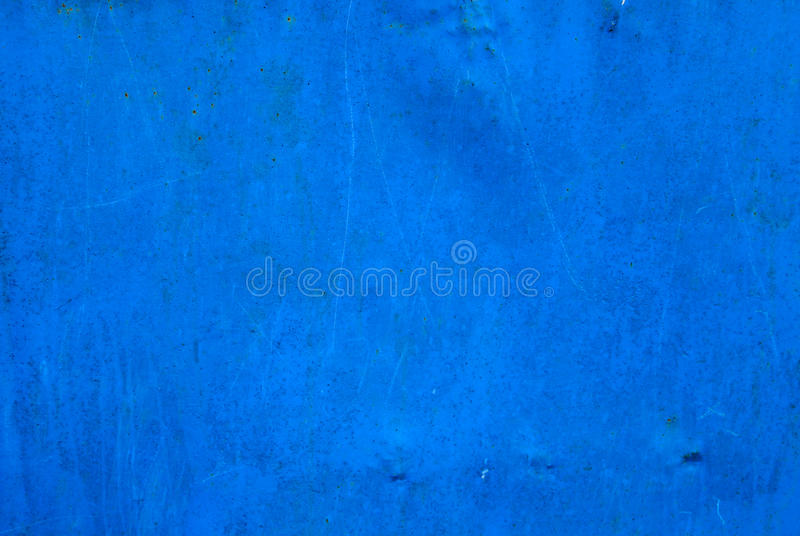 Blue rusty metal texture royalty free stock image