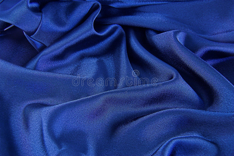 Download Blue satin stock image. Image of background, fabric, luxury - 162127