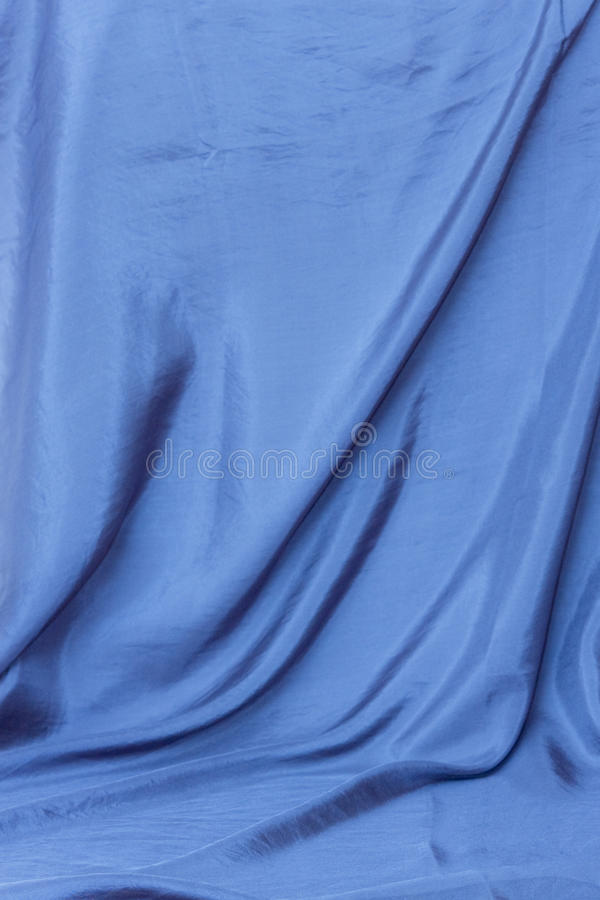 Free Blue Satin Background Royalty Free Stock Images - 16943729