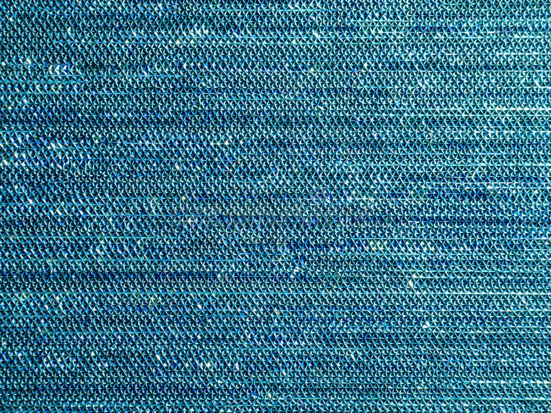 Blue Scotch tape closeup Seamless Pattern texture, background, wallpaper stock image