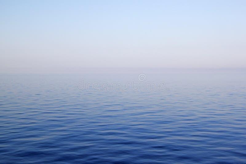Download Blue sea stock image. Image of horizon, color, blue, scene - 28849317