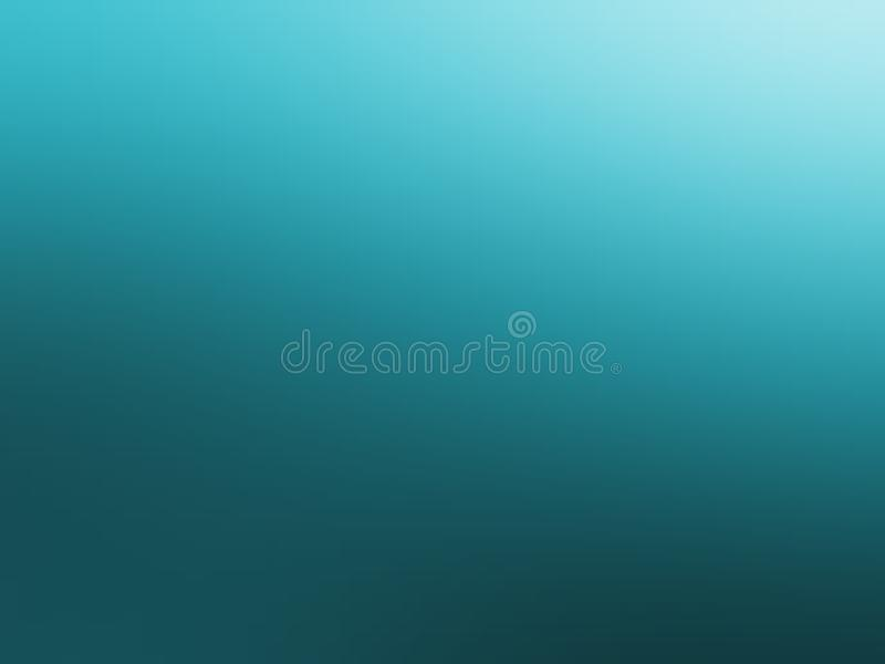 Blue shaded abstract blur background wallpaper, vector illustration. stock photography