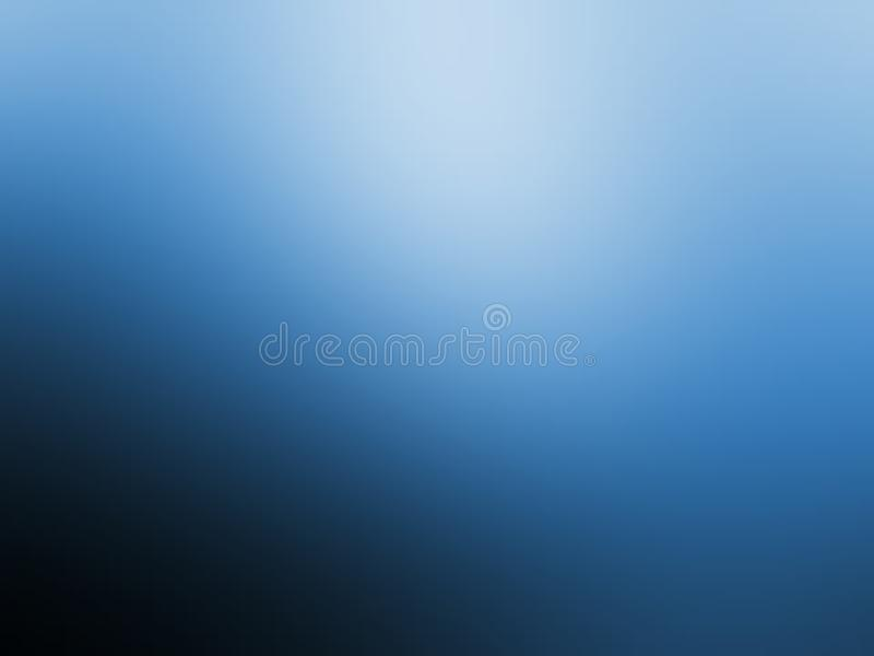 Blue shaded abstract blur background wallpaper, vector illustration. stock images