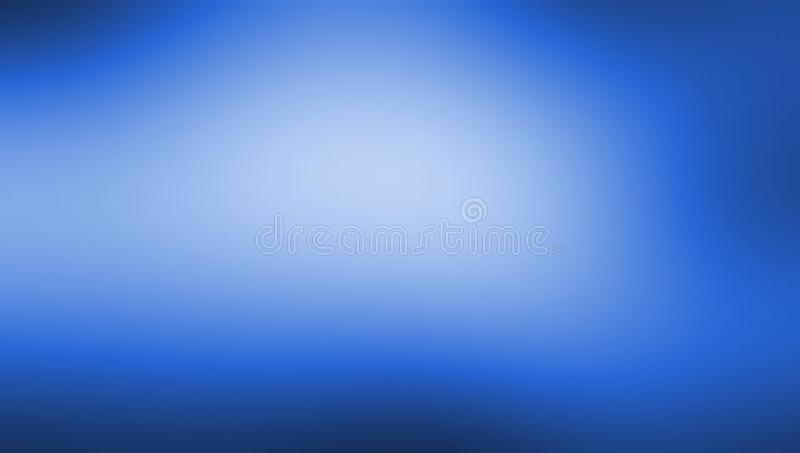 Blue blur abstract background. royalty free stock images