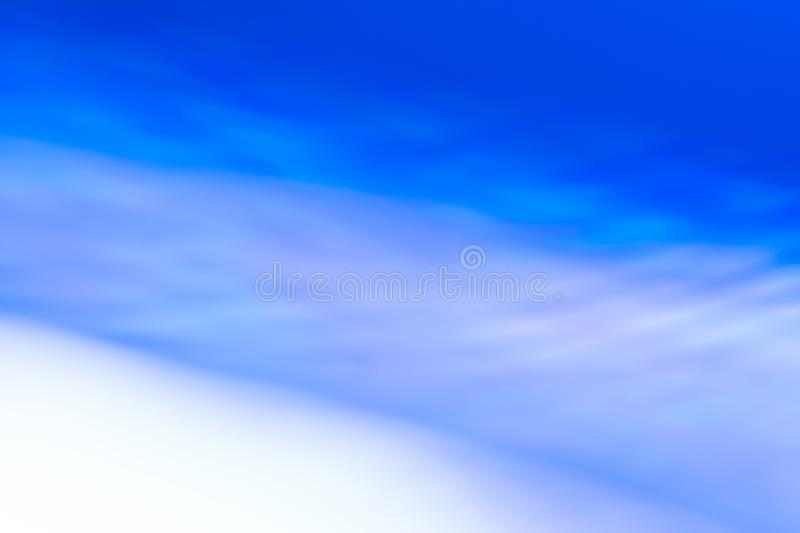 Blue Shiny diagonally divided background. Blue Shaded Shiny glowing reflective diagonally divided blur background patterns texture stock photo