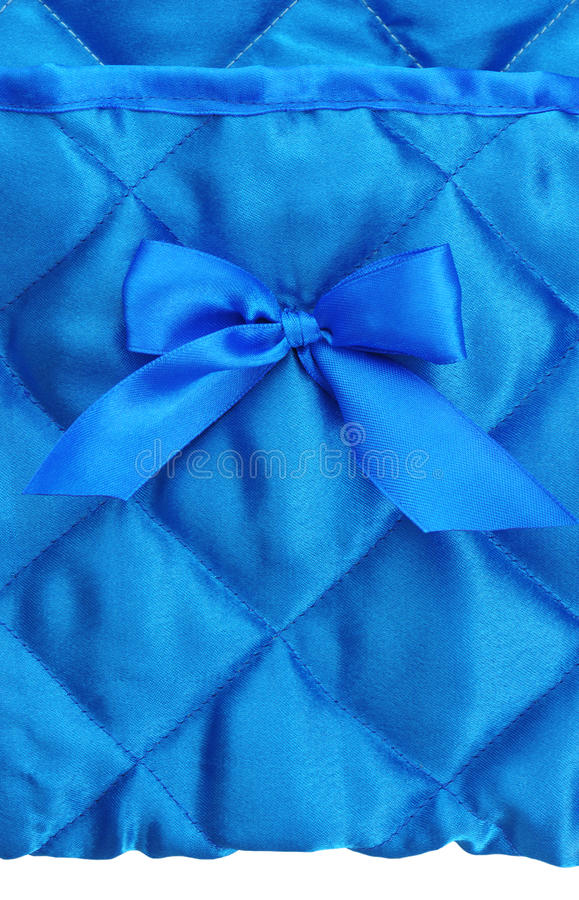 Download Blue silk background stock image. Image of textile, cross - 16909147