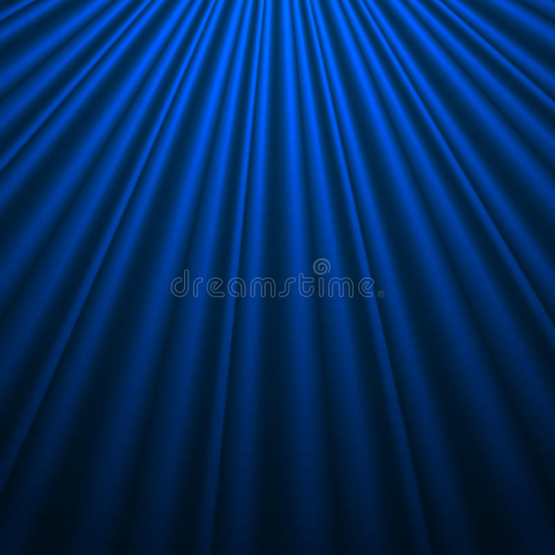 Download Blue silk background stock vector. Illustration of fashion - 34123257