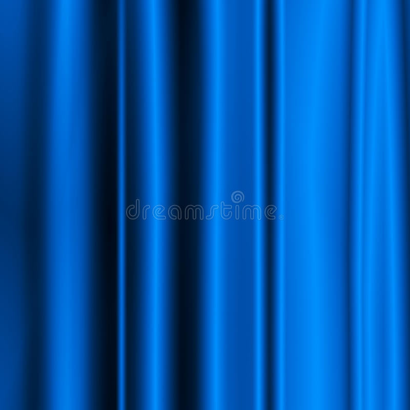 Download Blue Silk-like Satin Fabric Background Stock Photo - Image: 21980588