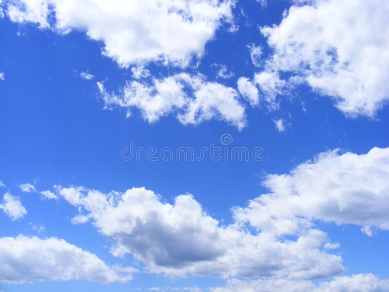 Blue Skies Free Public Domain Cc0 Image