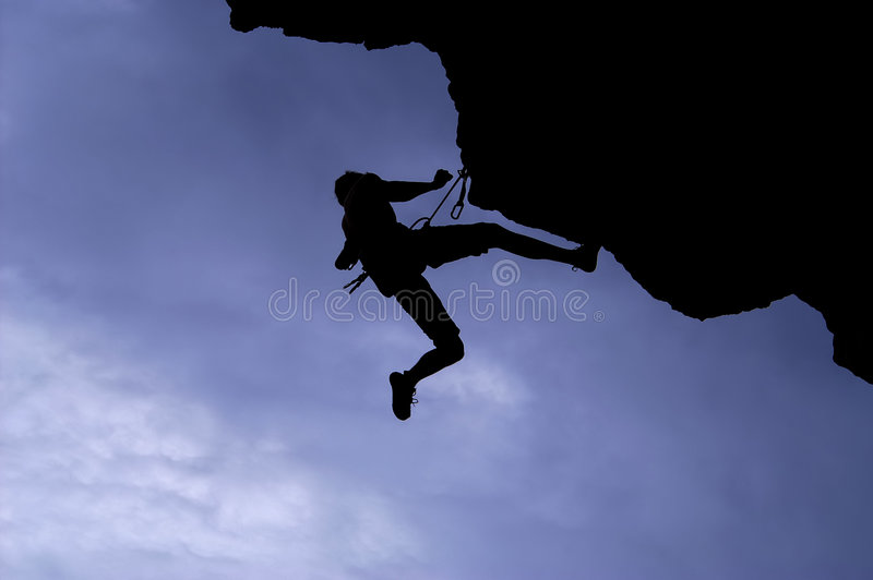 Download On A Blue Sky Stock Images - Image: 1405824