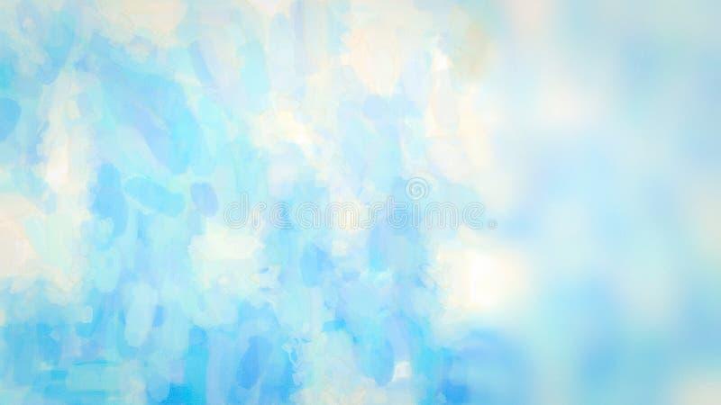 Blue Sky Aqua Background Beautiful elegant Illustration graphic art design Background stock illustration