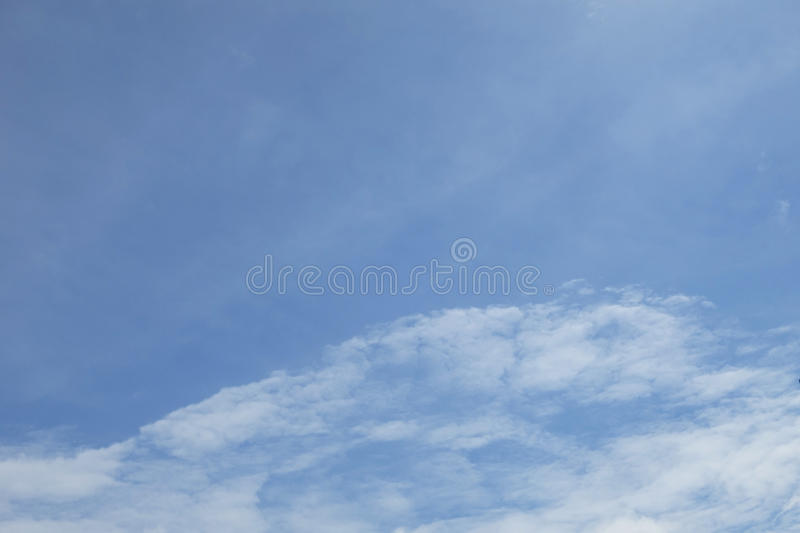 Download Blue Sky Background With Cloud Stock Image - Image: 83709451