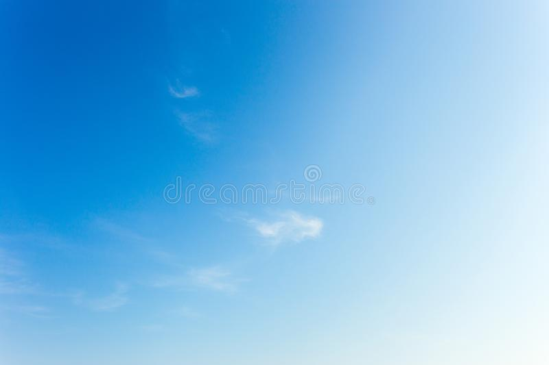 Blue sky background with clouds, background sky royalty free stock image