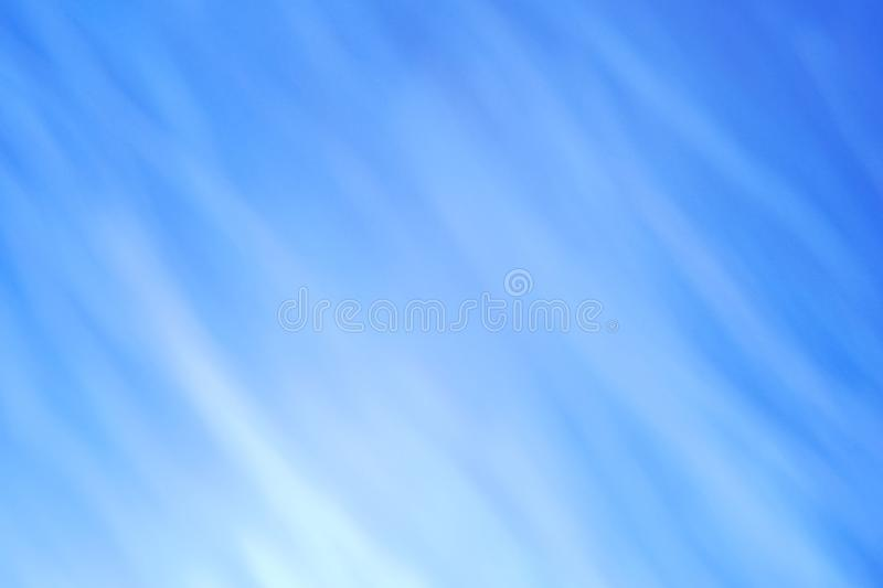 Blue sky with motion clouds background white fluffy cloudscape simple nature background royalty free stock photos