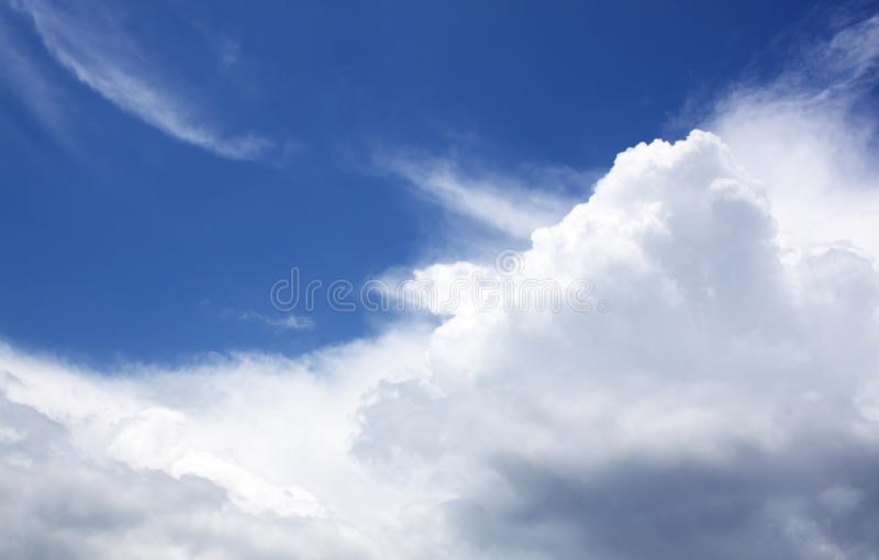 Download Blue sky stock photo. Image of outdoor, heavens, climate - 33533666