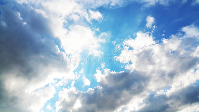 Download Blue sky stock image. Image of vienna, skies, blue, cloud - 83722519