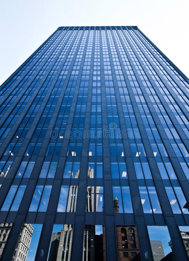 Download Skyscraper stock photo. Image of exterior, curtain, reflection - 30047918