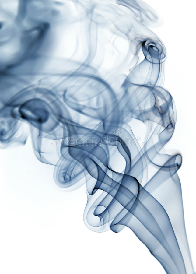 Download Blue Smoke Royalty Free Stock Photography - Image: 1749987