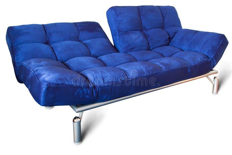 Download Blue Sofa Royalty Free Stock Photos - Image: 18085418