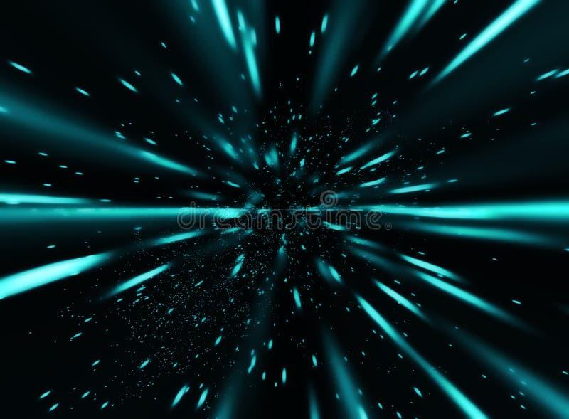 Blue speed 2