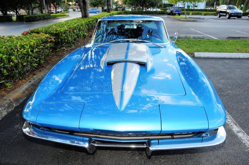 Download Blue Sports Car (horizontal) Royalty Free Stock Photo - Image: 28665245