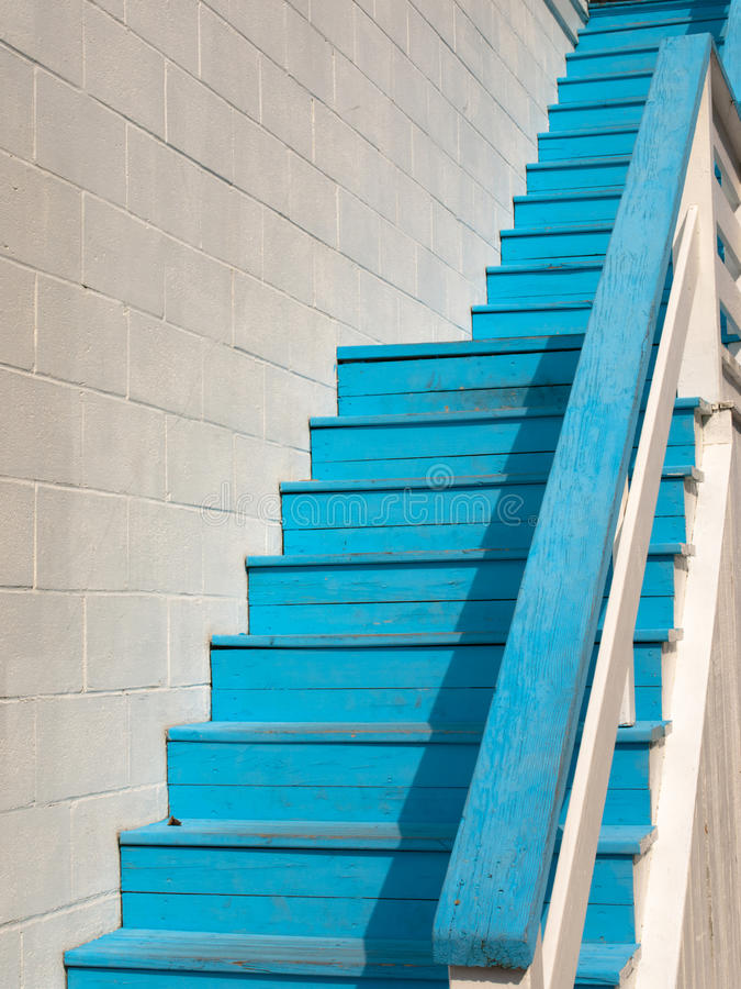 Free Blue Steps Royalty Free Stock Image - 11184976