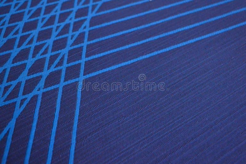 blue stripe background stock image