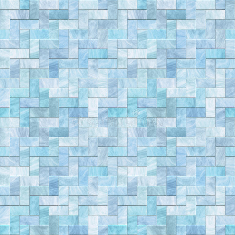Download Blue Stone Floor Seamless Pattern Stock Illustration - Image: 24060600