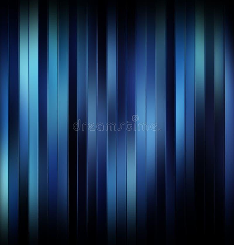 Download Blue striped stock illustration. Illustration of futuristic - 15280348