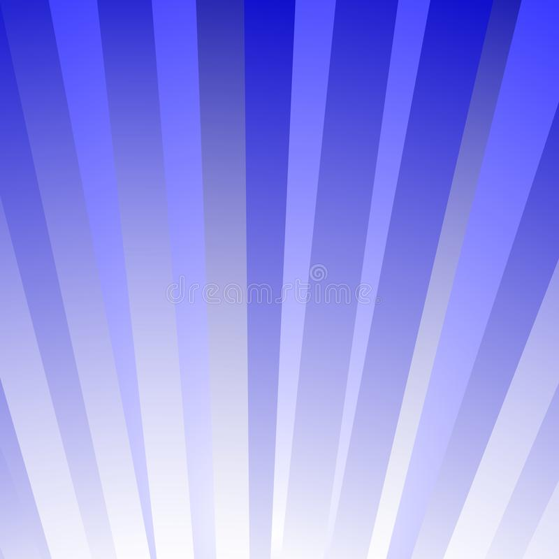 Blue striped background stock photography
