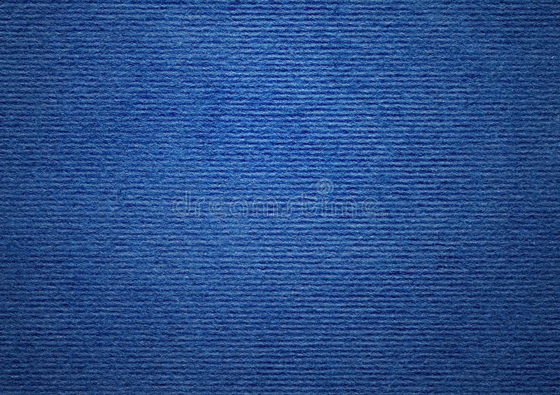 Blue striped paper texturee royalty free stock photo