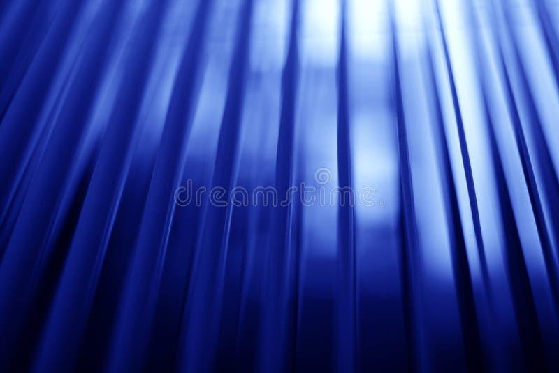 Blue Stripes Stock Photography