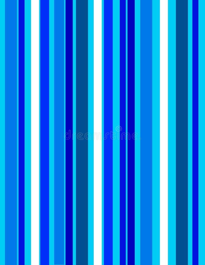Blue Stripes Background stock photography