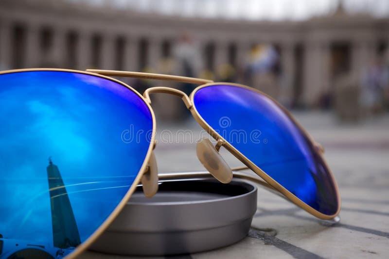 Blue Sunnglasses Free Public Domain Cc0 Image