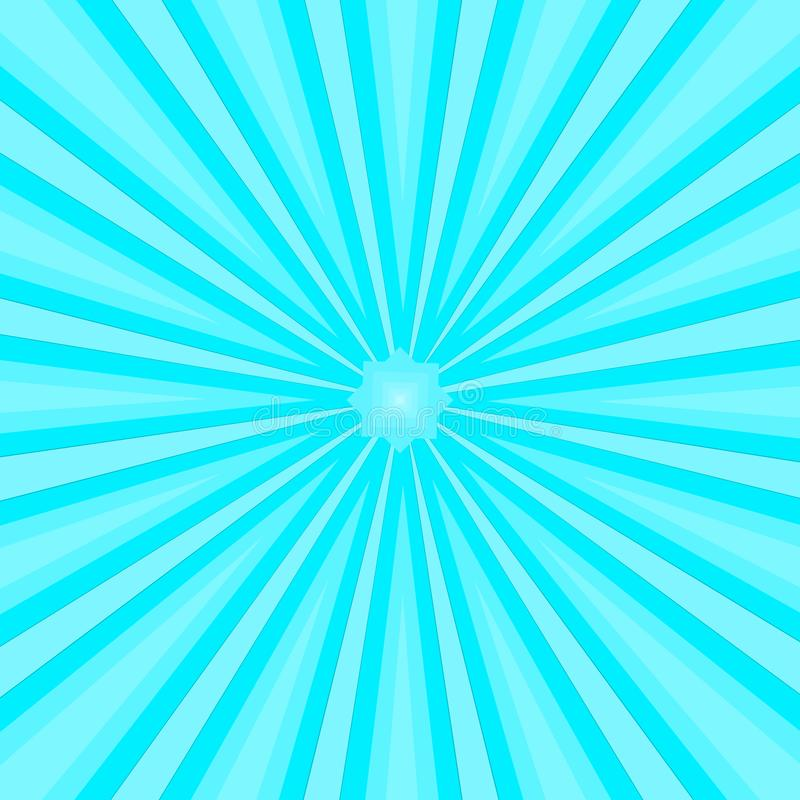 Blue sweetie background with ray graphic design abstract pattern wallpaper background vector illustration EPS JPG. Blue sweetie background with ray graphic vector illustration