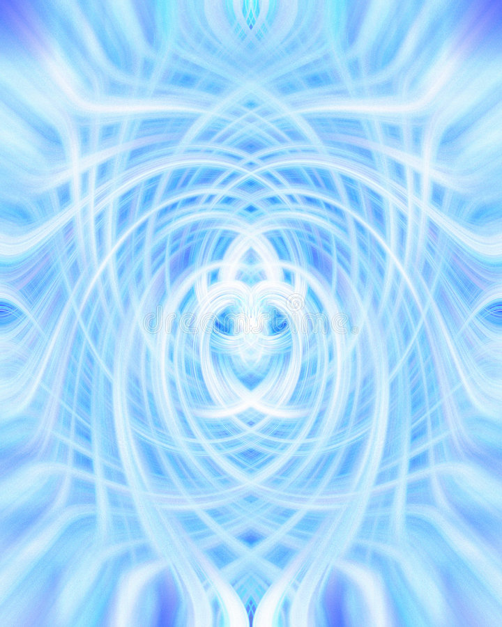 Download Blue Swirl Background Royalty Free Stock Photos - Image: 5266428