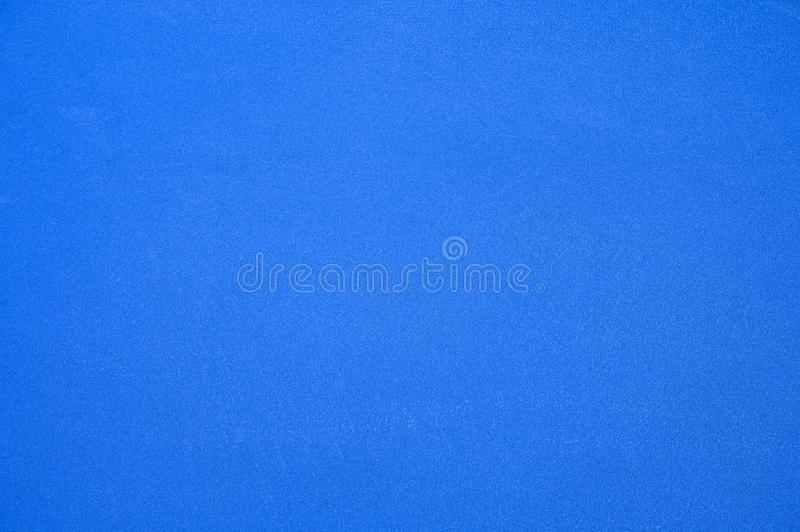 Blue synthetic rubber field of tennis court stock photos