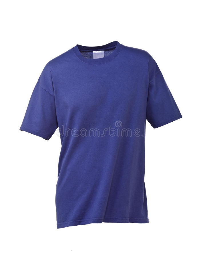 Free Blue T-Shirt Stock Photography - 15513732