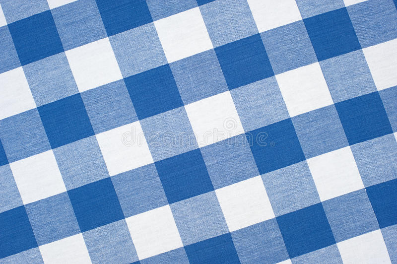 Download Blue tablecloth stock photo. Image of linen, picnic, blue - 25199146