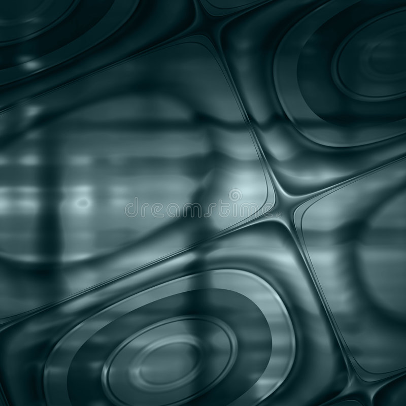 Blue teal abstract background burning stock image