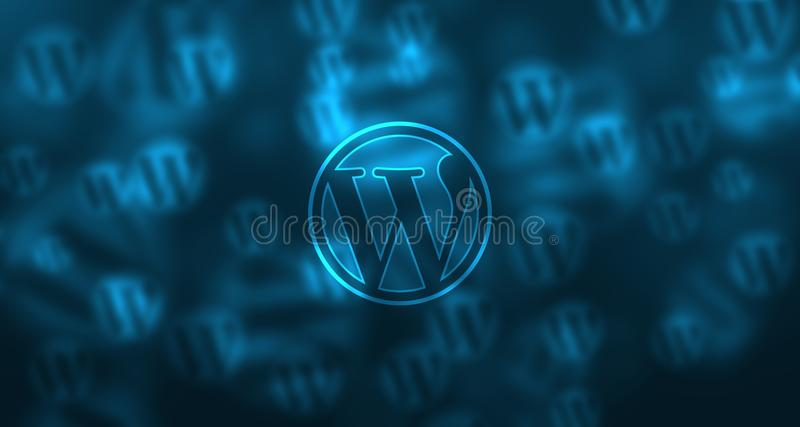 Blue, Text, Computer Wallpaper, Close Up royalty free stock photography