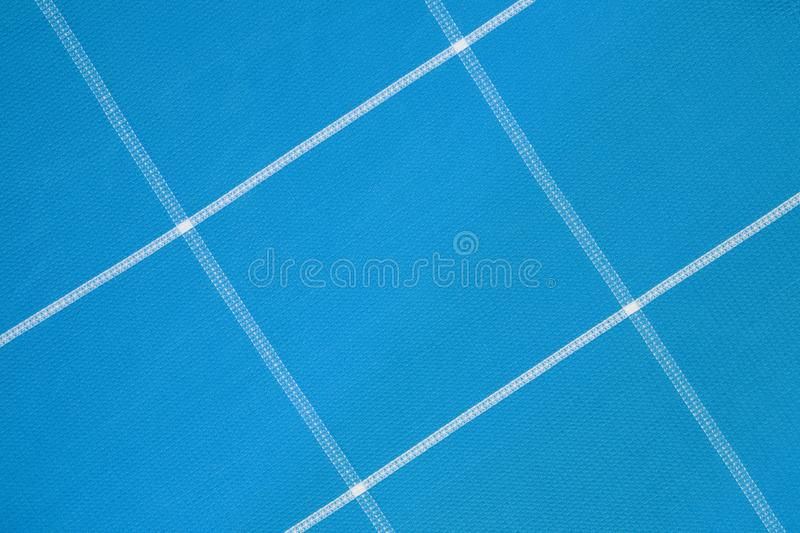 Blue Textile Pattern royalty free stock image