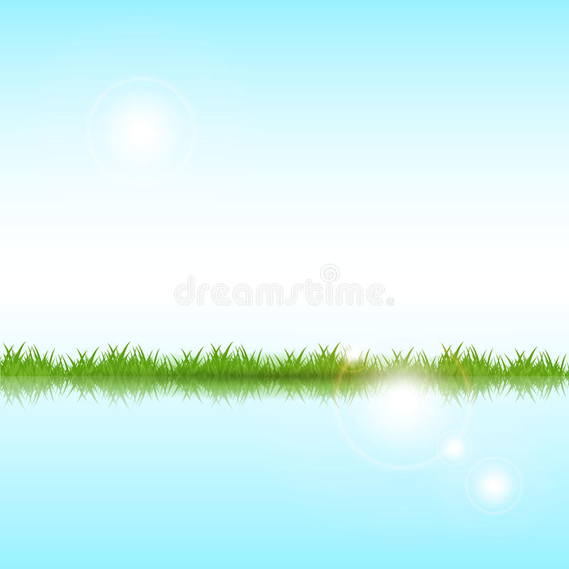 Blue texture stock illustration