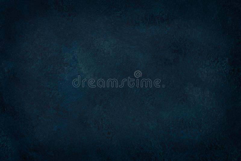 Blue texture dark slate background. Stone concrete surface royalty free illustration