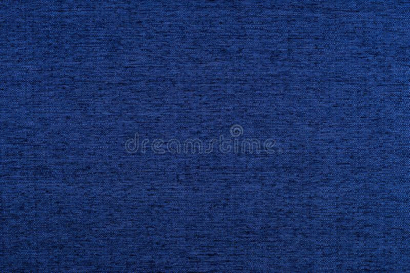 Blue texture of fabric from a textile material royalty free illustration
