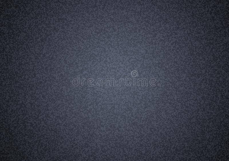 Blue textured gradient background for wallpaper stock image