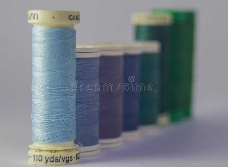 Blue Threads Free Public Domain Cc0 Image